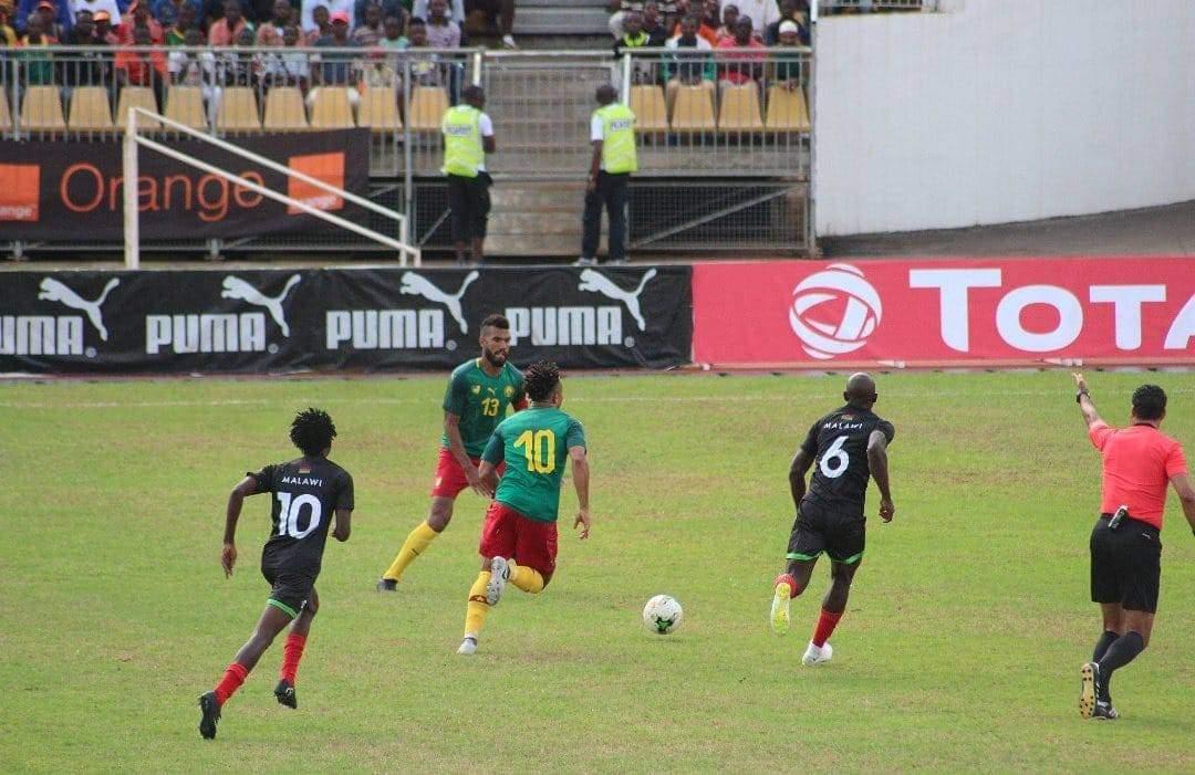 Cameroun vs Malawi.